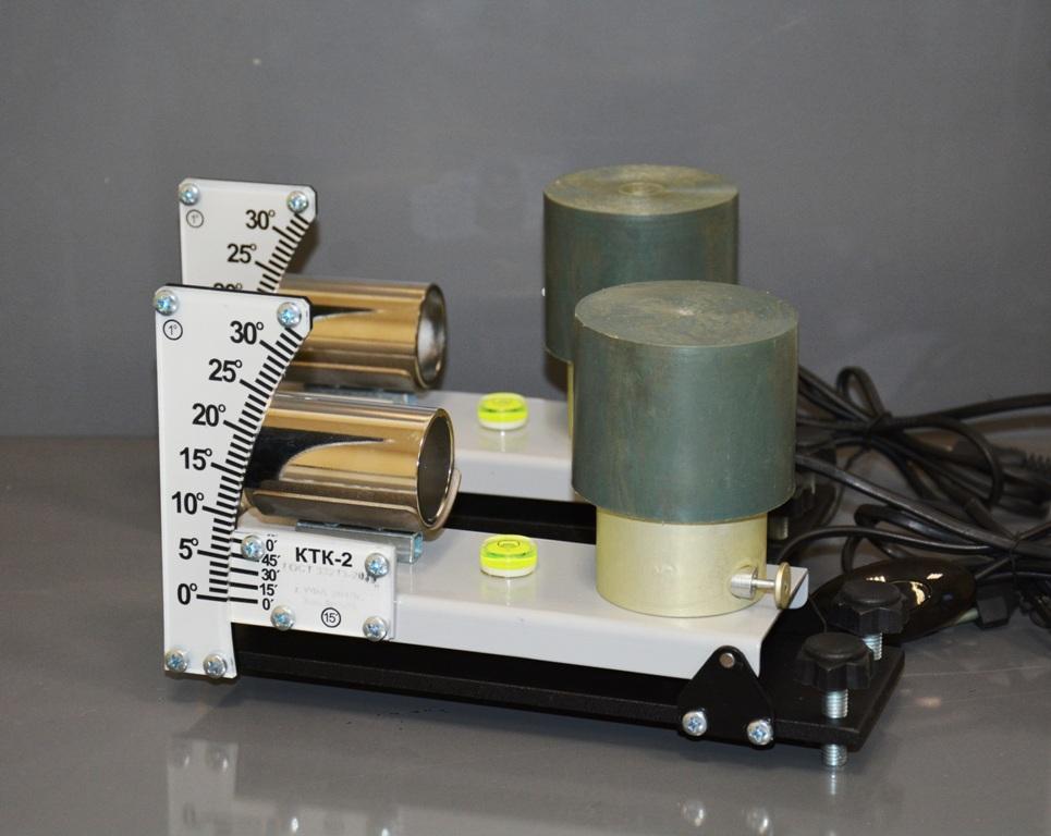 Прибор КТК-2.02 с электроприводом
