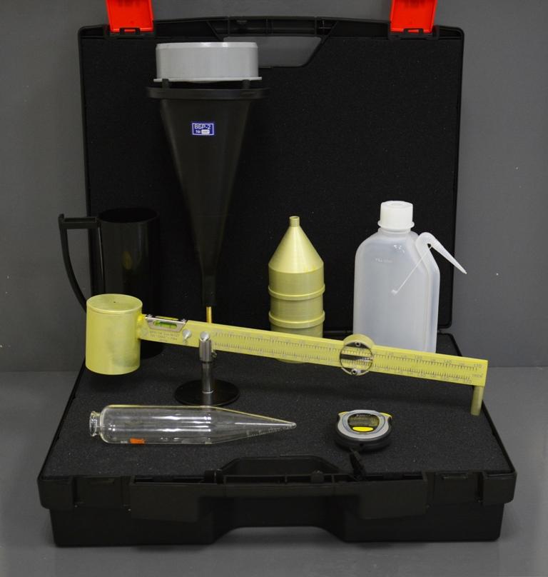 Лаборатория ЛБР-2 - Полевой набор буровика
