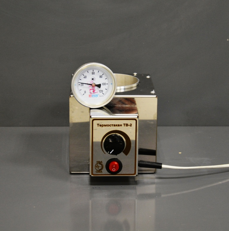 Thermo mug for viscometer TV-2