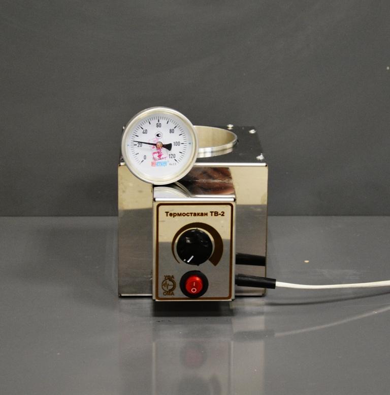 Термостакан для вискозиметра ТВ-2